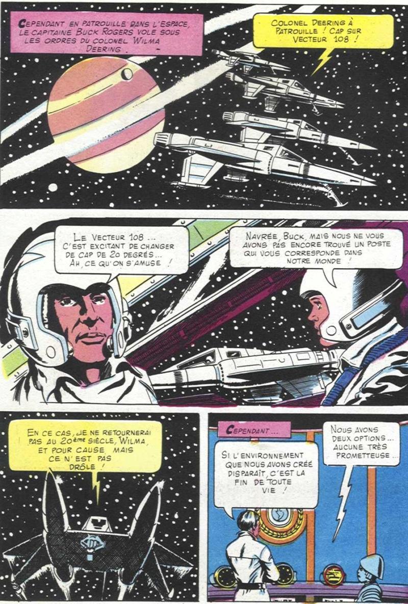 9ème Art, musée de la bande dessinée par Morris et Vankeer - Page 6 Buck_r10