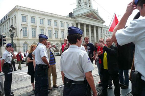 Jaunes, BD policière de Tito et Bucquoy Bucquo10