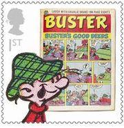 Bandes dessinées britanniques - Page 5 Buster11