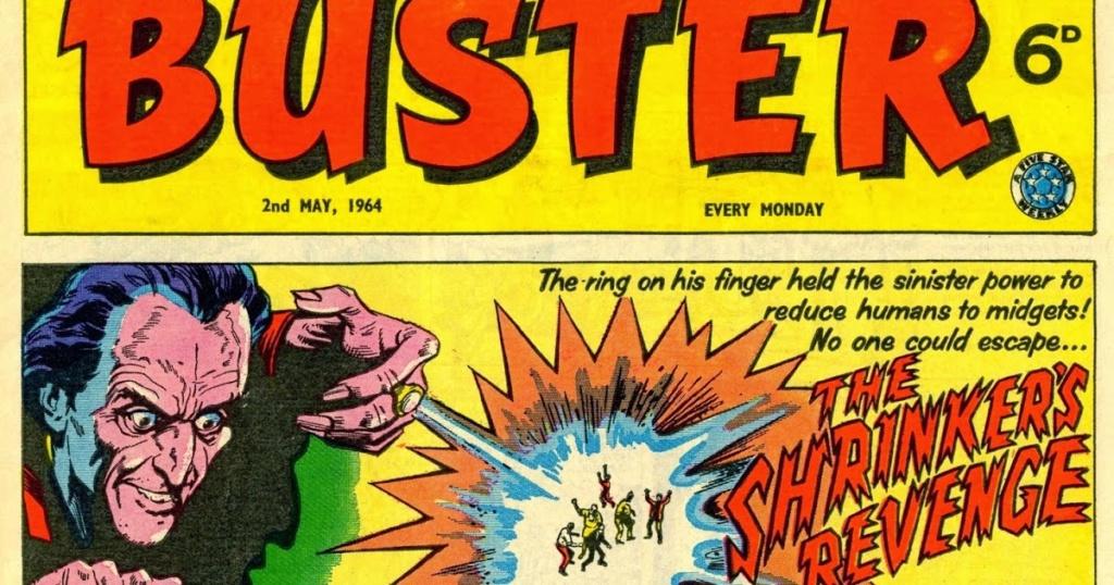 Bandes dessinées britanniques - Page 6 Buster13