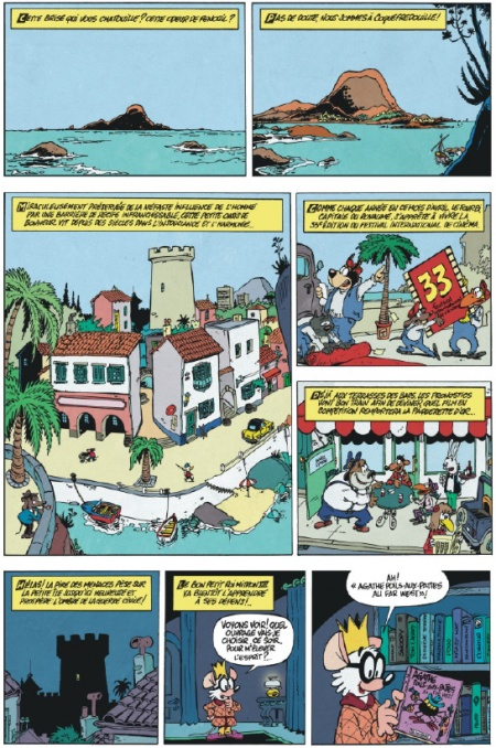 Le cadre merveilleux de Raymond Macherot - Page 16 C1-37310