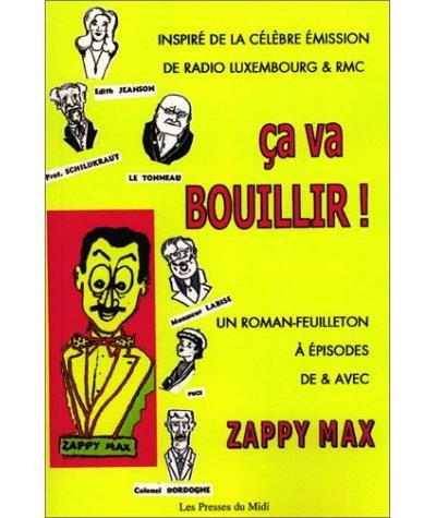 ZAPPY MAX en bd : Ca-va-10