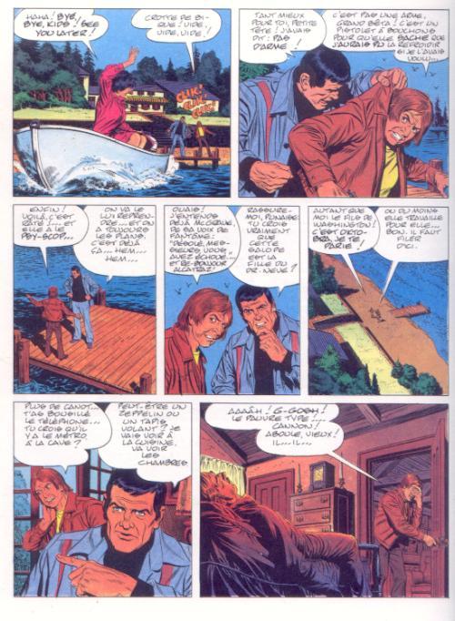On stage (En scène) et autres oeuvres de Leonard Starr - Page 14 Cannon10