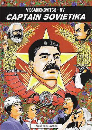La Russie soviétique Captai10