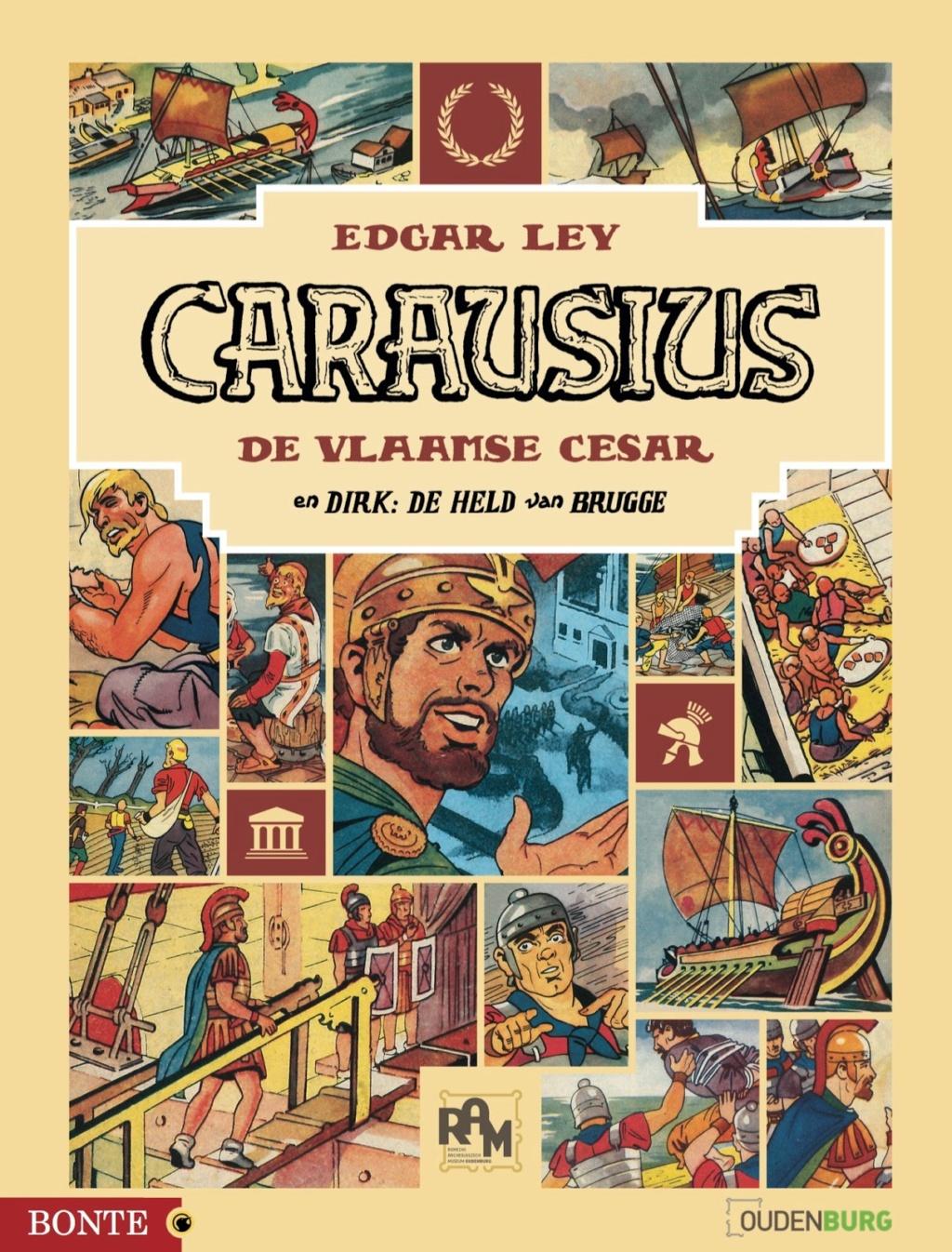 Edgar LEY ; Frank et les autres. Caraus11