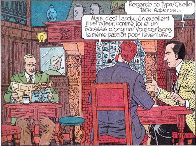 Pleins feux sur Edgar Pierre JACOBS et Blake et Mortimer (2ème partie en cours) - Page 36 Carin_10