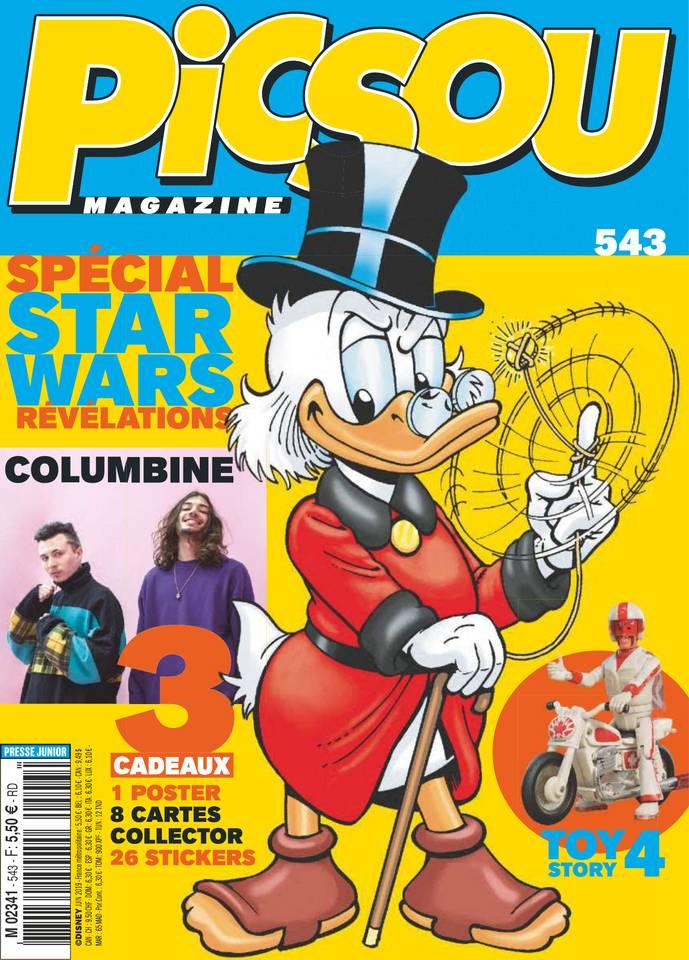 Donald, Picsou et leur univers Catalo10