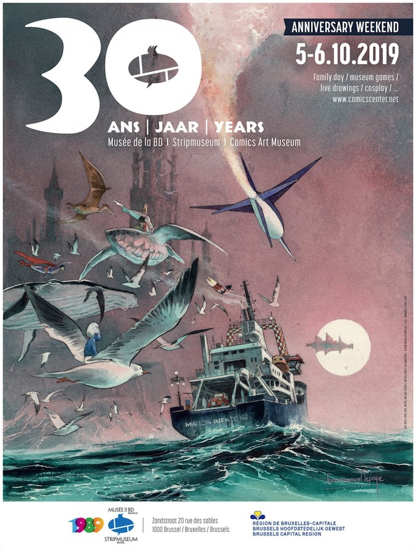 Trouvailles autour de Tintin (deuxième partie) - Page 3 Cbbd3010