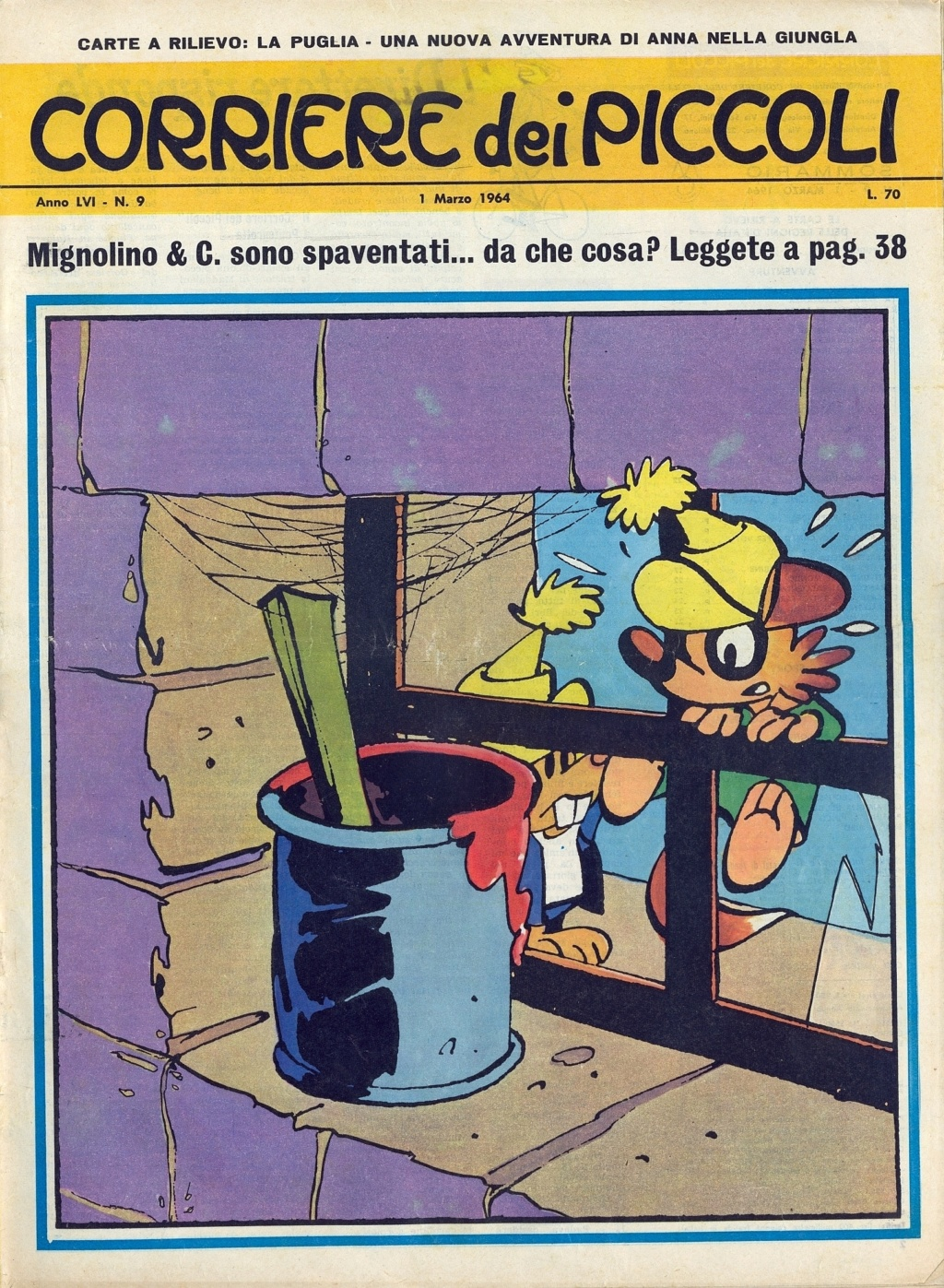 Le cadre merveilleux de Raymond Macherot - Page 16 Cdp19611