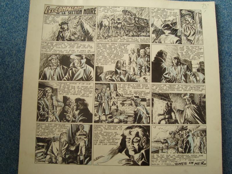 Jean Cézard : M. TOUDOU (et son singe Toulour ) et bien d'autres personnages Cezard11