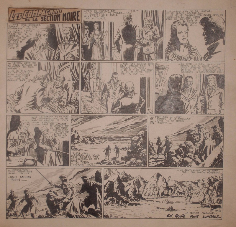 Jean Cézard : M. TOUDOU (et son singe Toulour ) et bien d'autres personnages Cezard12
