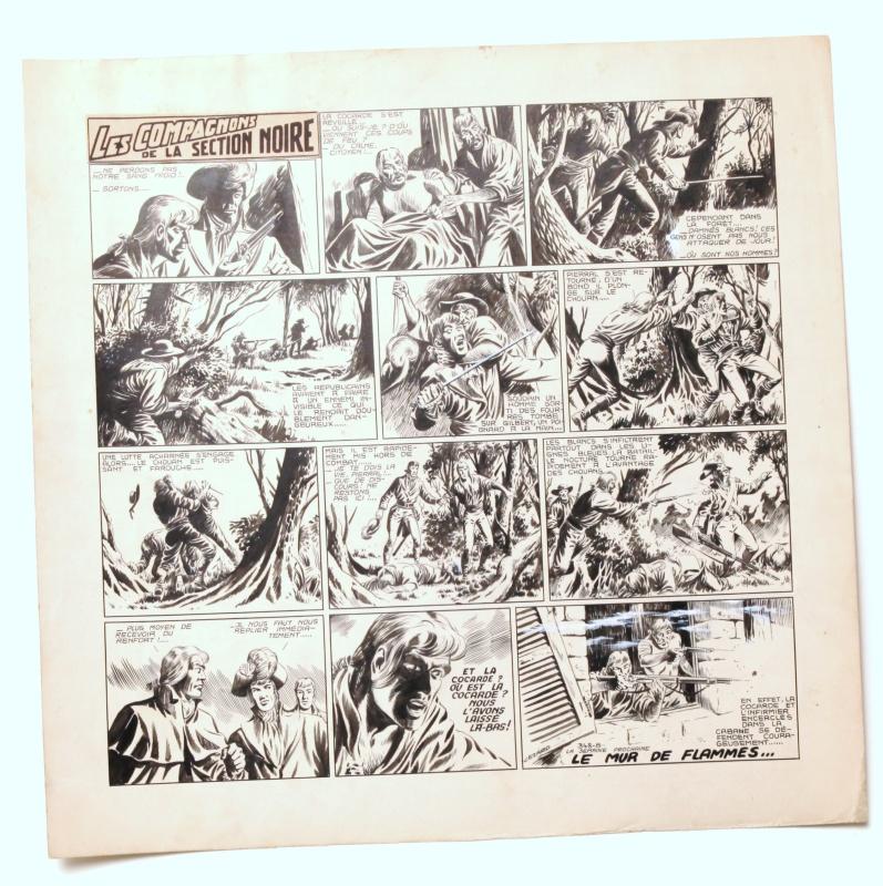 Jean Cézard : M. TOUDOU (et son singe Toulour ) et bien d'autres personnages Cezard13