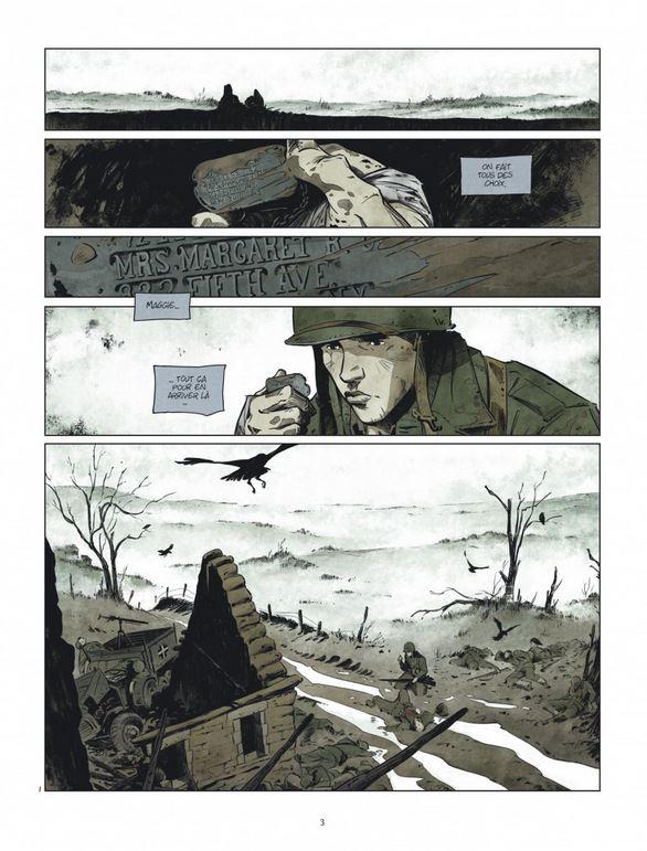 GIANT et autres BD de Mikaël Chinam12