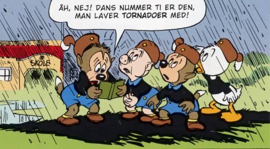 Carl BARKS & his Junior Woodchucks Climat10