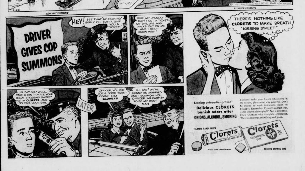 Stan Drake, le marathonien des planches - Page 7 Cloret10