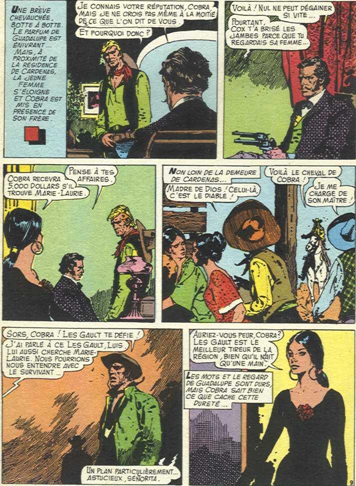 Bandes dessinées argentines - Page 4 Cobra_10