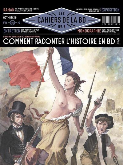 Les nouveaux CAHIERS DE LA BD - Page 4 Commen10
