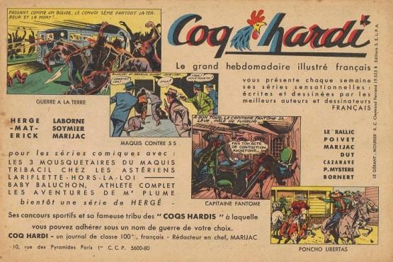 Noël Gloesner le méconnu - Page 6 Coq-ha10