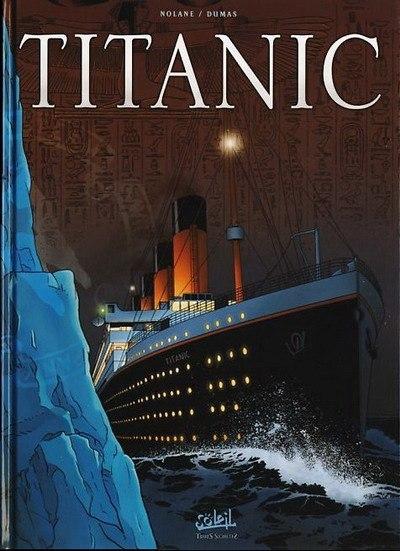 14/15 AVRIL 1912 : Naufrage du R.M.S.TITANIC  Corpus10