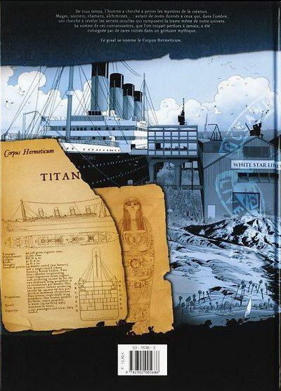 14/15 AVRIL 1912 : Naufrage du R.M.S.TITANIC  Corpus12
