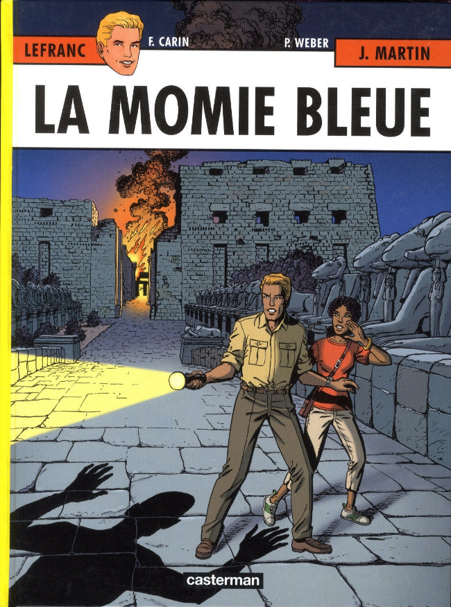 La momie bleue - Page 2 Couv1031