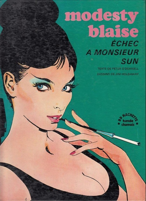 Bandes dessinées au Cinéma - Curiosités - Page 9 Couv1033