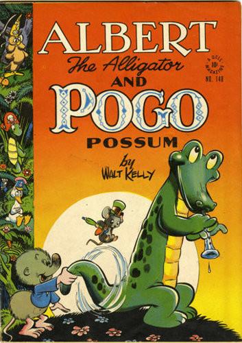 Walt KELLY et Pogo - Page 8 Couv1049