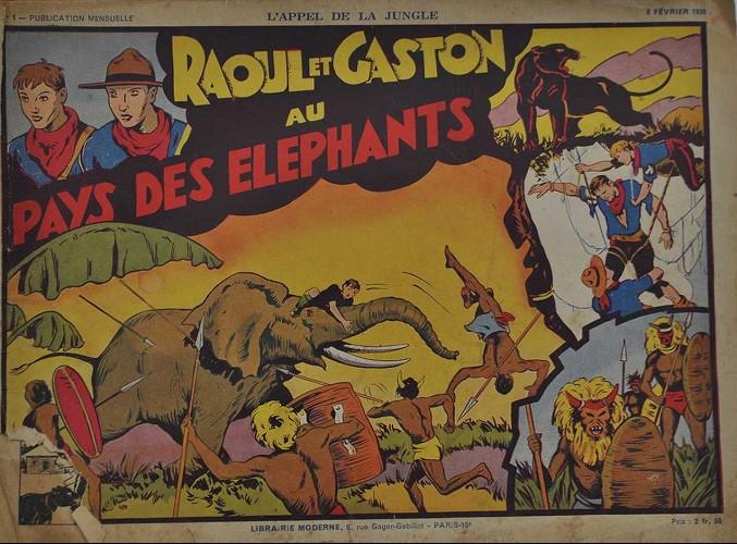 Raoul et Gaston - Page 3 Couv1091