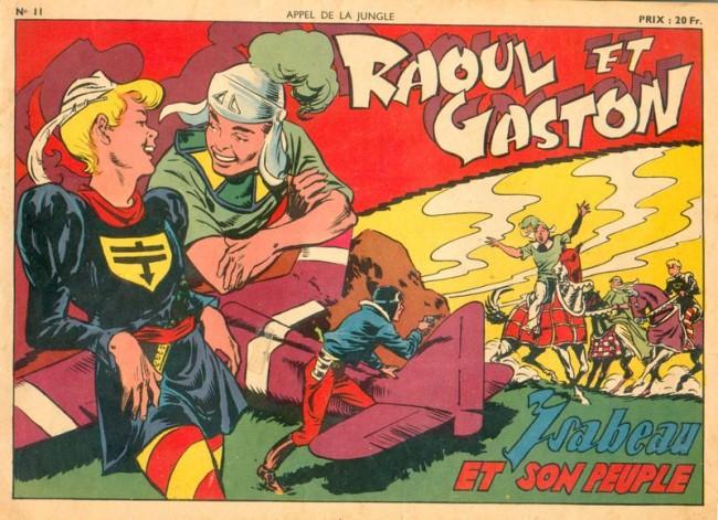 Raoul et Gaston - Page 3 Couv1093