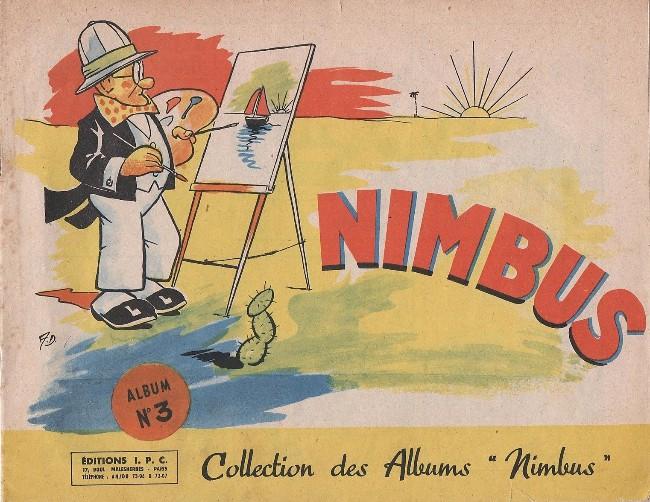 Le Professeur NIMBUS Couv1103