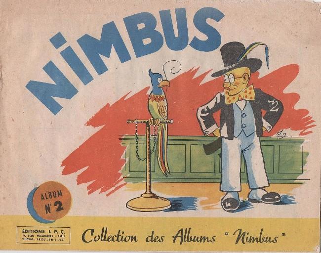 Le Professeur NIMBUS Couv1105