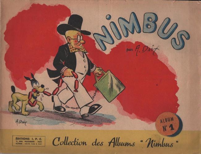 Le Professeur NIMBUS Couv1108