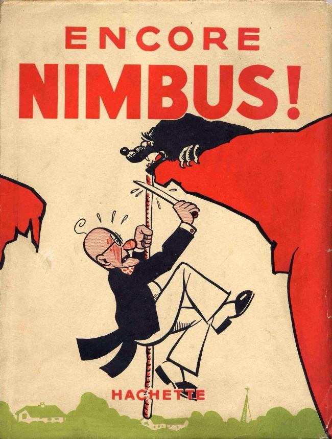 Le Professeur NIMBUS Couv1109