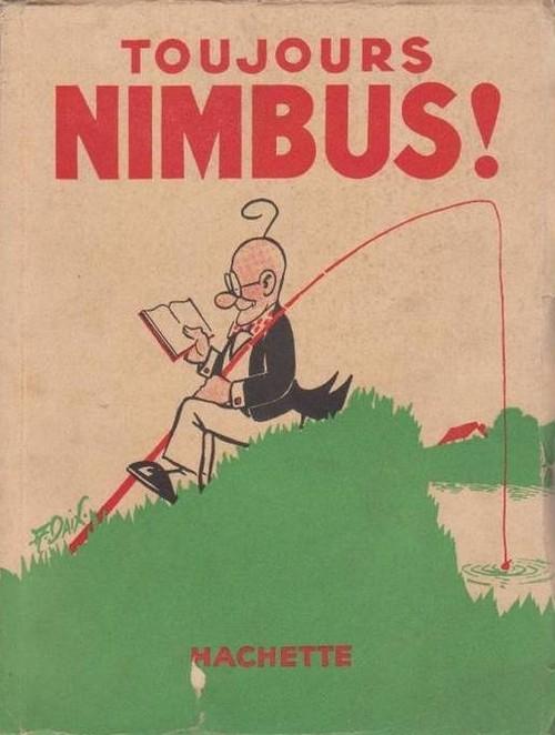 Le Professeur NIMBUS Couv1110