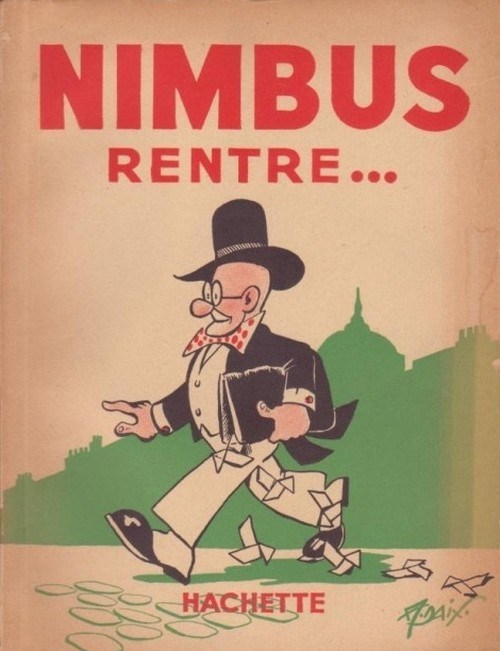 Le Professeur NIMBUS Couv1111