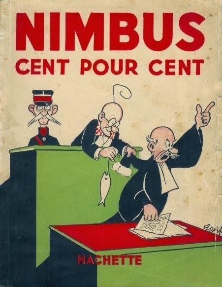Le Professeur NIMBUS Couv1112