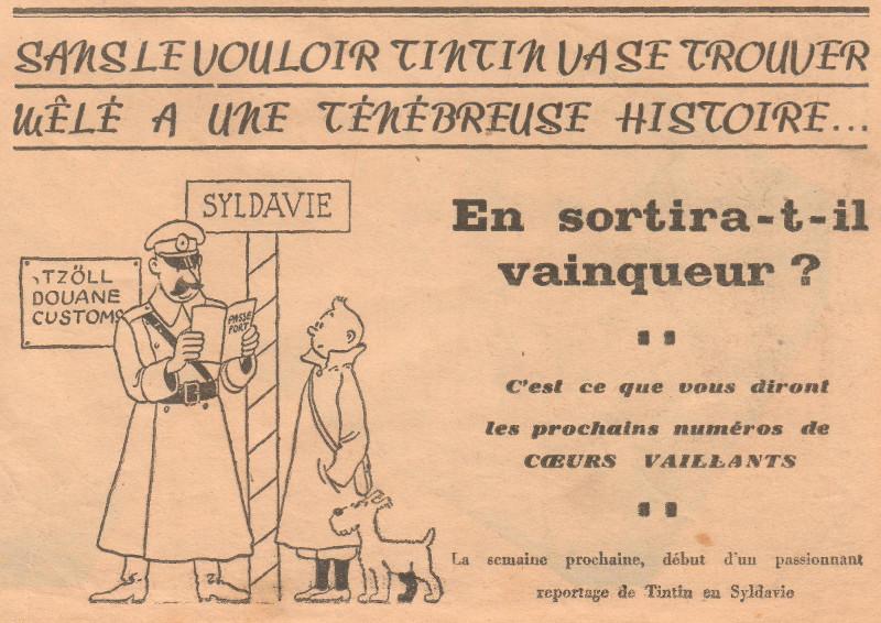 Trouvailles autour de Tintin (deuxième partie) - Page 3 Couv1157