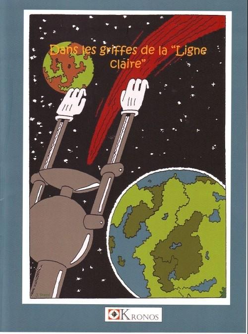 """""""Les Revenants"""", bd retrouvée d'une bande dessinée de l'Âge d'Or,par un auteur ligne claire méconnu, G. Marquès. Couv1212"""