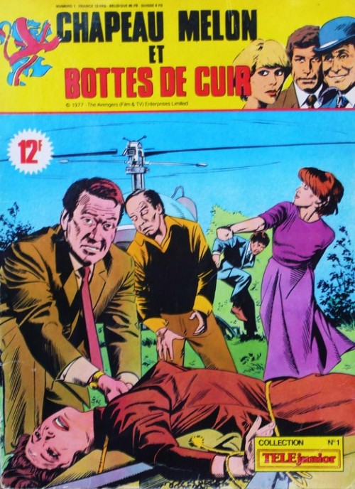 Bandes dessinées britanniques - Page 6 Couv1331