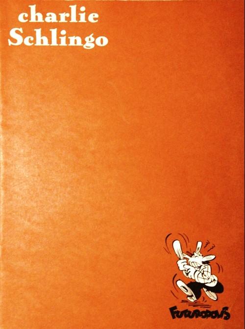Charlie Schlingo Couv1337