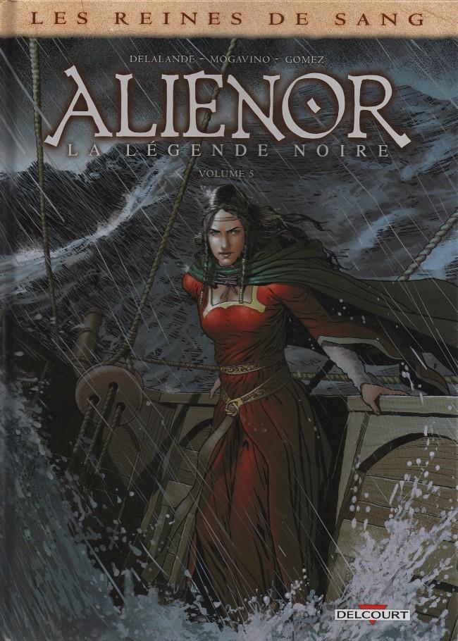 Alienor, la reine de sang Couv_105