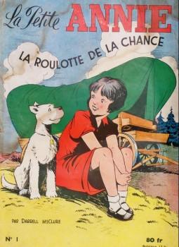 Darrell McClure, Nicholas Afonsky et la saga de la Petite Annie Couv_112