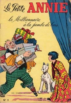 Darrell McClure, Nicholas Afonsky et la saga de la Petite Annie Couv_113