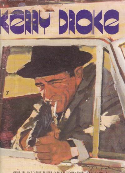 Kerry Drake, l'autre série policière d'Alfred Andriola - Page 3 Couv_128
