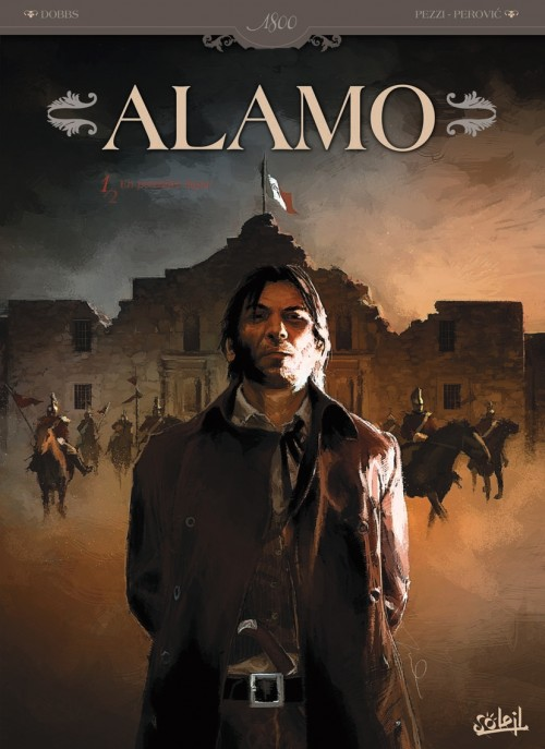 6 Mars 1836 ALAMO (Remember!) Couv_177