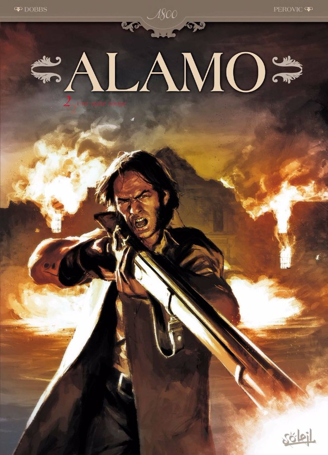 6 Mars 1836 ALAMO (Remember!) Couv_178
