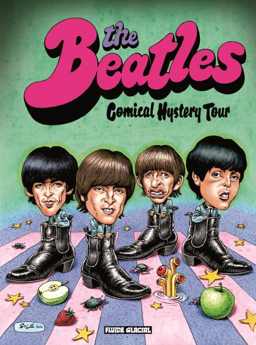 THE BEATLES Couv_179
