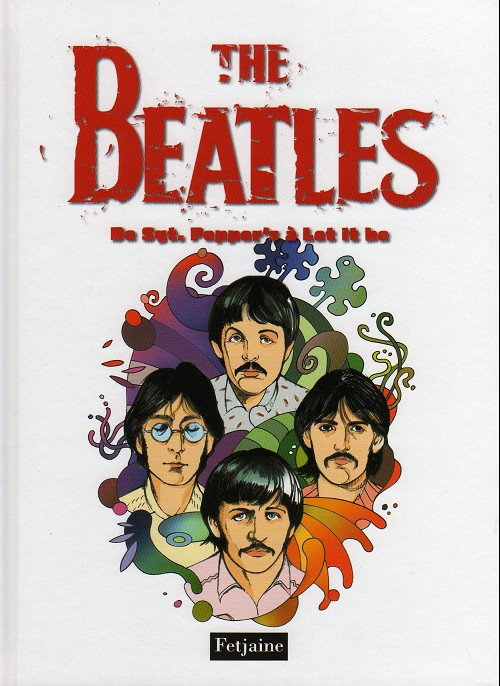 THE BEATLES Couv_184