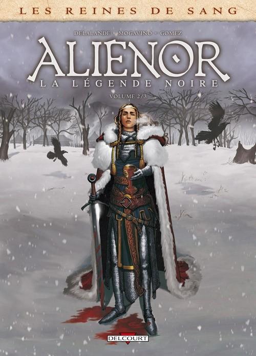 Alienor, la reine de sang Couv_193