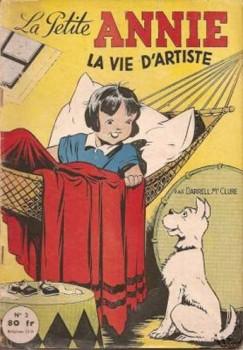 Darrell McClure, Nicholas Afonsky et la saga de la Petite Annie Couv_210